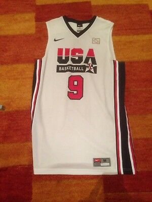 Basketball Trikot/Jersey Michael Jordan Team USA Medium
