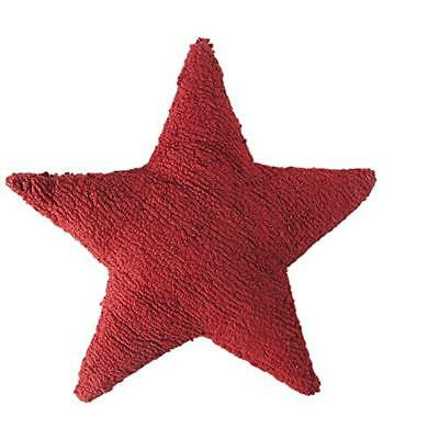 Lorena Canals SC-ST-R Cushion Star Red/Rosso - NUOVO