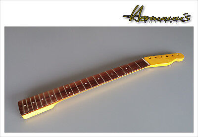 Telecaster Canadian Maple Hals, Neck, 21 Frets, Palisander Griffbrett, B Ware