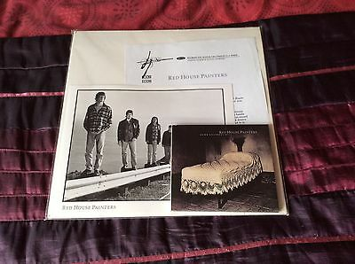 Red House Painters Cd Promo Package Digi Pac  Professional Promo Picture & Text