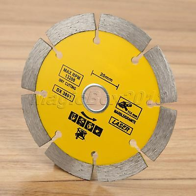 Diamond Cutting Disc Tool For Angle Grinder Stone Tile Marble Cutting Grinding