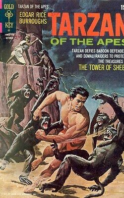 Tarzan Of The Apes Issue #204 (Gold Key) Comic!