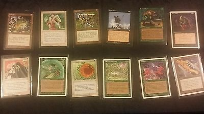 MTG   1995, UnPlayed!! 145 card lot