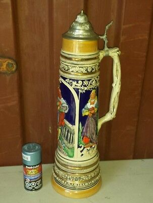 Large german gerz stein 23 inches tall