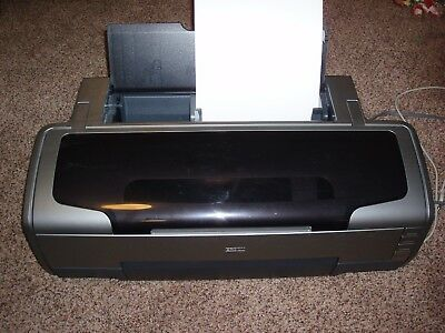 Epson stylus photo r1800 with lots of extras