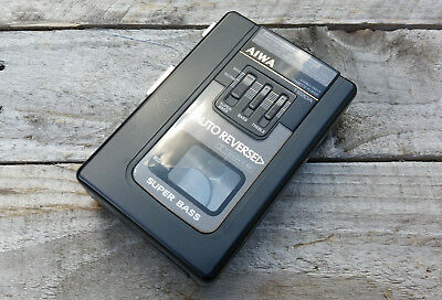 Vintage AIWA HS-T220A Personal Radio Cassette Player Stereo Walkman