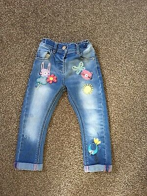 Next girls jeans age 2-3