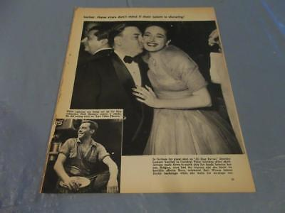 Rare Dorothy Lamour  clipping  #13
