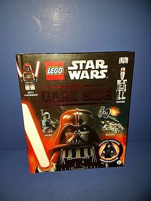 LEGO Star Wars The Dark Side Hardcover with Exclusive Minifigure