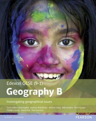 GCSE (9-1) Geography specification B: Investigating Geographica... 9781446927762