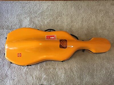 Cello hard case