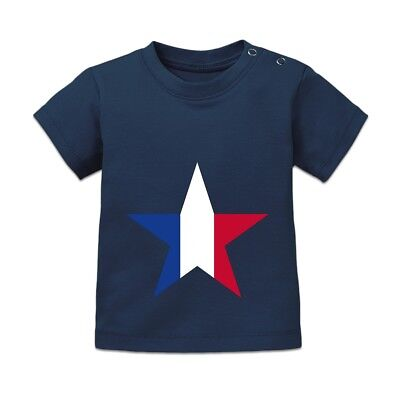 French Star Baby T-Shirt
