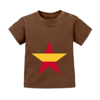 Spanish Star Baby T-Shirt