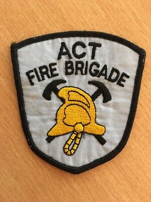ACT Fire Brigade Early Edition Patch