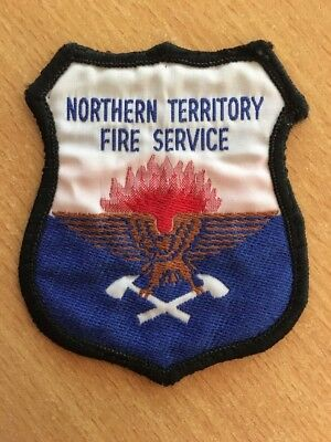 Northern Territory Fire Service Patch