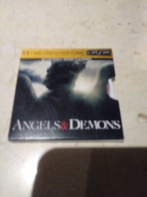 Angels and Demons PSP Movie