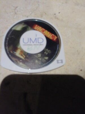 Vacancy PSP Movie Only
