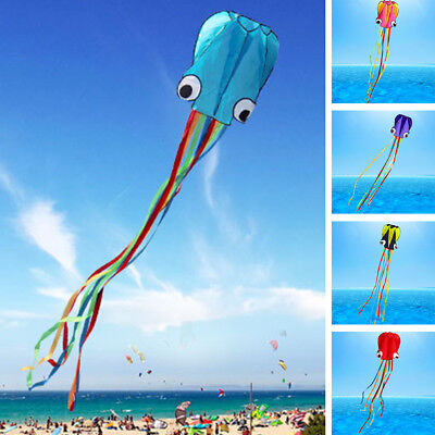 UK 3D Animal Flying Kite Adults Kid Single Line Kites Outdoor Park Beach Toy NEW