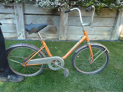 Malvern star dragster bicycle(FOR REPAIR), Item 204, Pick up Langwarrin