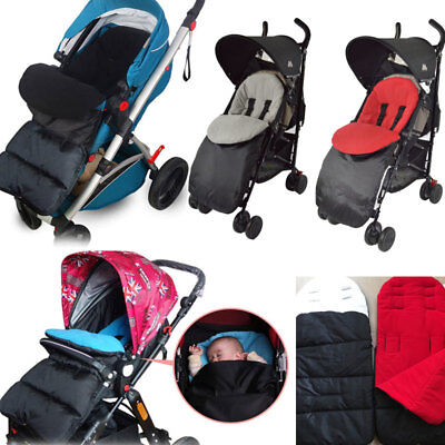 Universal Footmuff Cosy Toes Apron Liner Buggy Pram Stroller Baby Toddler New Au