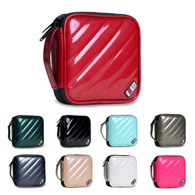 T8 BUBM household cd storage bag large capacity 32pcs dj package CD bag cases O7