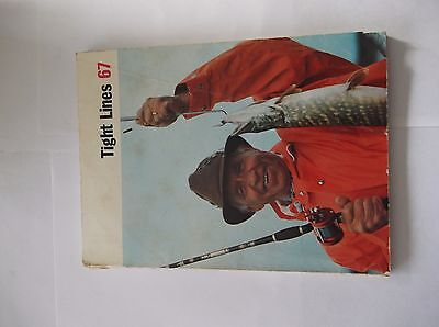 Tight Lines 1967 Catalouge
