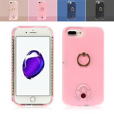 Bright LED Selfie Light Battery Backup Phone Case Cover for iPhone 6/6S/7/8 PLUS