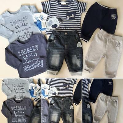 CUTE Bundle Baby Boys Clothes 3-6 Months Baby Boys Winter Clothes P&P Next Day