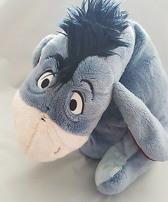 Eeyore Winnie The Pooh New Disney Store Plush Soft Toy Large