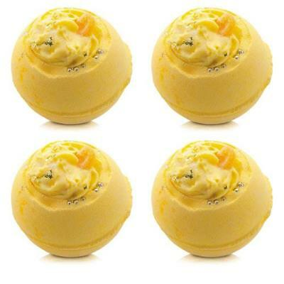 Bomb Cosmetics Pineapple Expressed Bath Blaster x 4