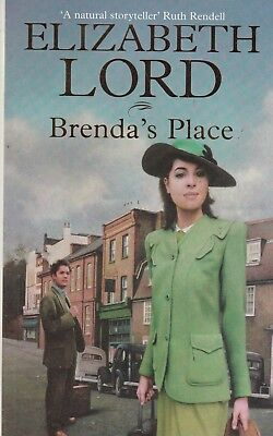 Brenda's Place, Elizabeth Lord - Paperback, New Book (A Format)