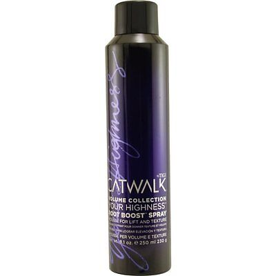TIGI Catwalk Root Boost Spray 250 ml gives volume and texture
