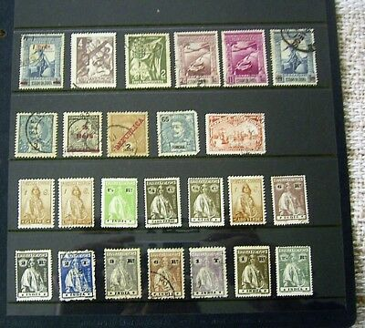 Portuguese Colonies Used Stamp Selection