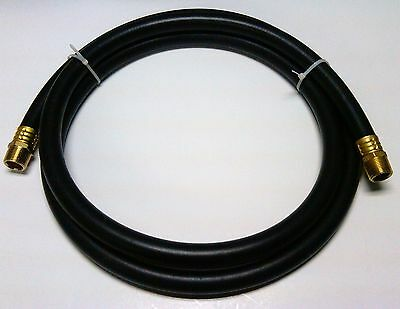"10' Diesel Fuel Tank Pump Hose Oil Hose Dayco 3 Year Warranty 500 Psi 3/4"" Npt"