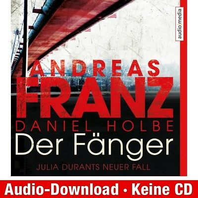 Hörbuch-Download (MP3) ★ Andreas Franz, Daniel Holbe: Der Fänger