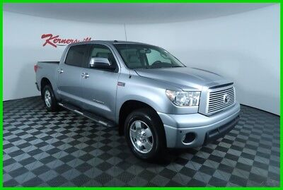 2012 Toyota Tundra Limited 4X4 V8 Crew Cab Truck 153240 Miles 2012 Toyota Tundra Limited 4WD V8 Crew Cab Truck Sunroof Navigation