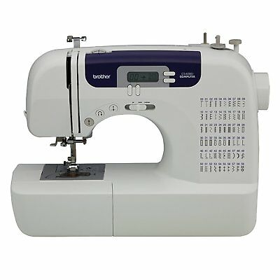 Brother CS6000i Feature-Rich Sewing Machine 60 Built-In Stitches & 7 Styles NIB