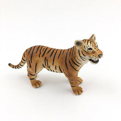 Schleich Germany 2003 Siberian Tiger Collectible Toy Figurine Animal