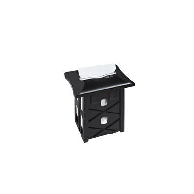 "SCA Tork Xpressnap Counter Napkin Dispenser , Licorice, 12"" , 1 Each"