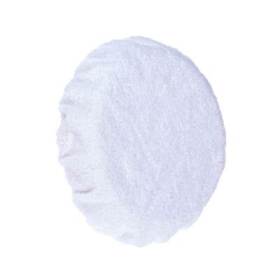 Motor Scrubber Terry Cloth Bonnet, 1 Each