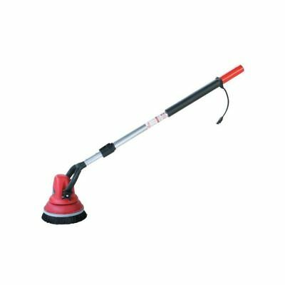 Motor Scrubber With Telescoping Handle, 1 Each