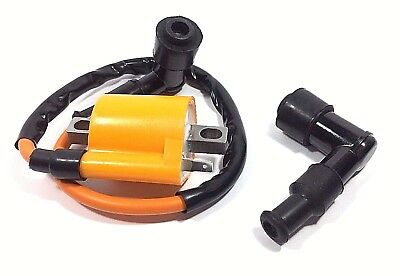 New Performance Ignition Coil Yamaha Zuma 50 Cw50 Scooter 1989 1990