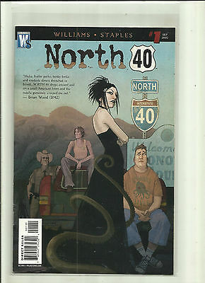 North 40 . # 1 . Wildstorm Comics