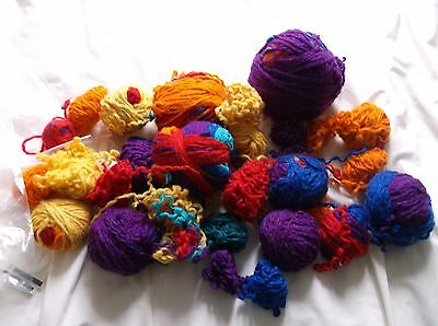 used wool for felting 400gms