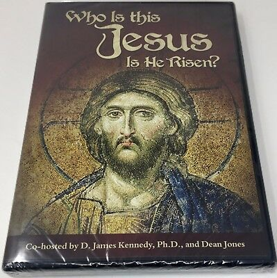 Who Is This Jesus - Is He Risen? DVD - New