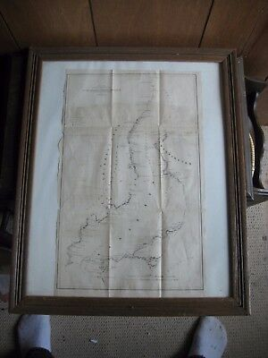 map Second American Grinnell Expedition - in search of John Franklin