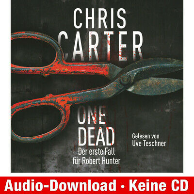 Hörbuch-Download (MP3) ★ Chris Carter: One Dead