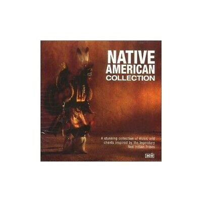 Various Artists - Native American Collection - Various Artists CD LZVG The Cheap