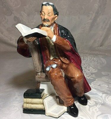 "Royal Doulton ""The Professor""~ HN2281~ Figurine"