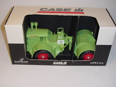1/16 Steiger 2220 Barn Series #1 Tractor by Scale Models W/Box! Hard To Find
